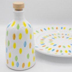 Set centro tavola + vaso